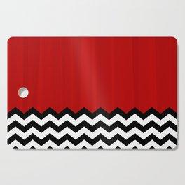 Twin Peaks - The Red Room Cutting Board