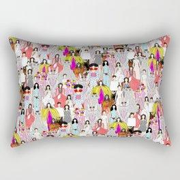 Bjork-A-thon Rectangular Pillow