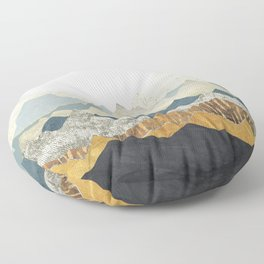 Distant Peaks Floor Pillow