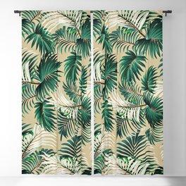 Tropical Jungle Blackout Curtain