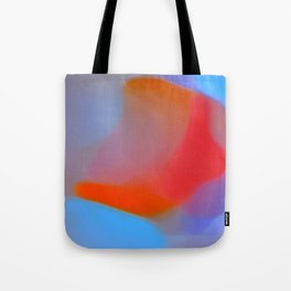 Diffuse colour Tote Bag