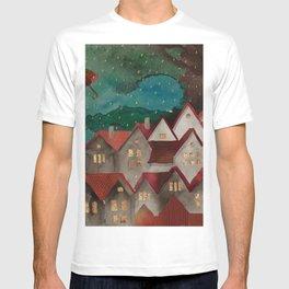 Cozy roof T-shirt
