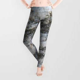 TEXTURES -- Riverstone #1 Leggings
