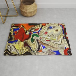 PICASSO'S  DAUGHTER Rug