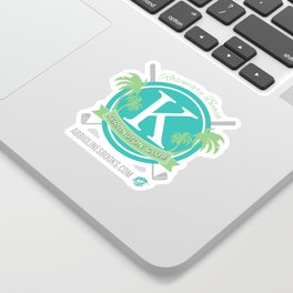 Rosemary Beach Kerrington Club Sticker