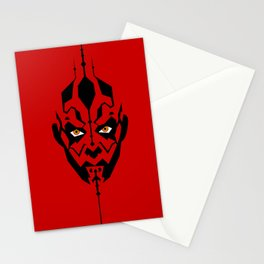 Red Maul Stationery Cards
