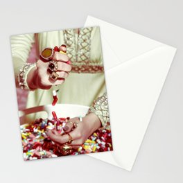 Getting Through Stationery Cards