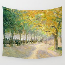 Camille Pissarro - Hyde Park Wall Tapestry