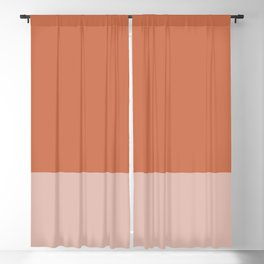 SANDSTONE x ROSE Blackout Curtain