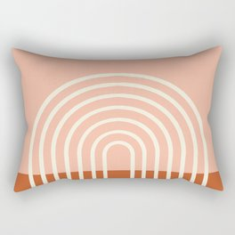Terracota Pastel Rectangular Pillow