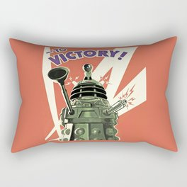 Daleks To Victory - Doctor Who Rectangular Pillow