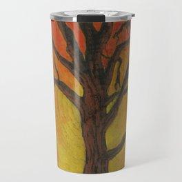 Oak Travel Mug