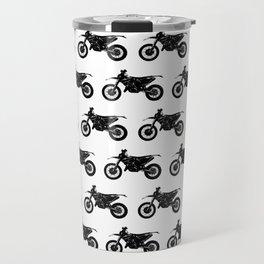 Dirt Bikes Travel Mug