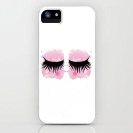 Eyes 3 iPhone Case