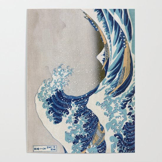 Under the Wave off Kanagawa Japanese Art by fineartprints