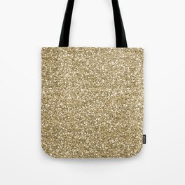 Glitter - Gold 1. Tote Bag