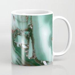 Luxury Malachite Marble Agate  Coffee Mug