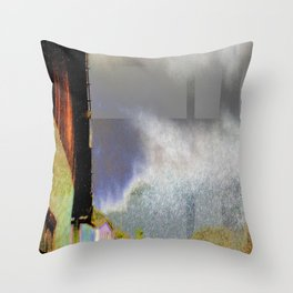 Distances Throw Pillow