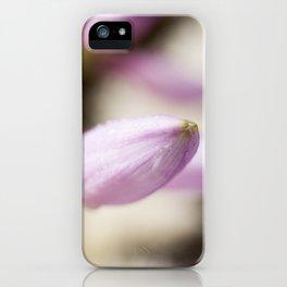 Hosta Flower 2 iPhone Case