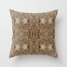 Carrowkeel sand Throw Pillow