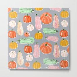 Pumpkin Spice 2 Metal Print