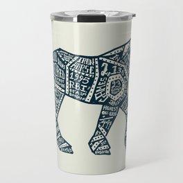 Iron Horse Travel Mug