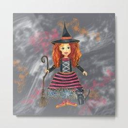 Zelda the Good Witch Metal Print