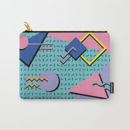 Memphis Pattern 14 - 80s Retro Carry-All Pouch
