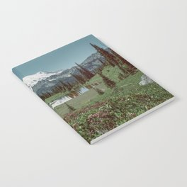 Kevin Russ x Parks Project - Mount Rainier National Park Notebook