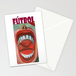 Grito de gol por Diego Manuel Stationery Cards