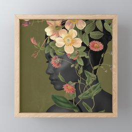 Bloom Framed Mini Art Print