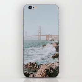 san francisco ii / california iPhone Skin