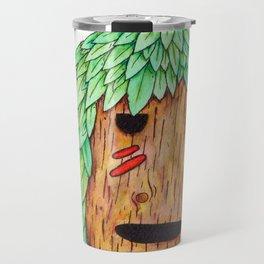 Wood Spirit Travel Mug
