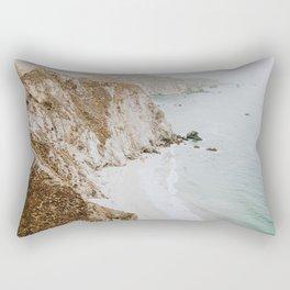 california coast v / big sur Rectangular Pillow