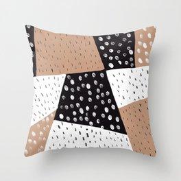 Ho Hum Throw Pillow