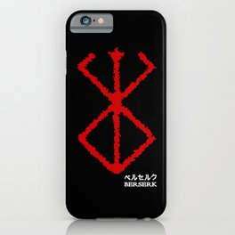 Berserk Sacrifice iPhone Case