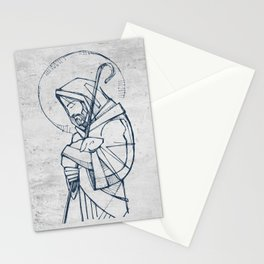 Jesus Christ Good Shepherd Stationery Cards
