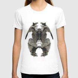 Rorschach Bears T-Shirt