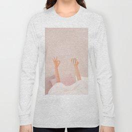 Morning Coffee II Long Sleeve T-shirt