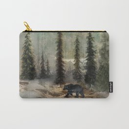 Mountain Black Bear Carry-All Pouch