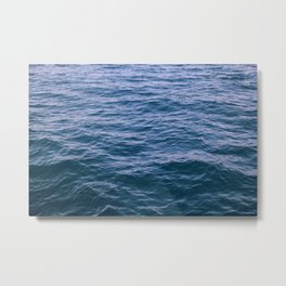 Sea - Water - Ocean Metal Print