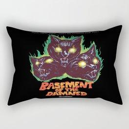 Basement Of The Damned Rectangular Pillow