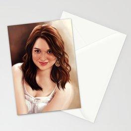 Emma Stone Stationery Cards