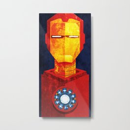 Super Hero, Action Hero, Gift, superhero Metal Print