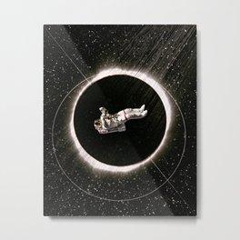 The Astronaut Pt. 2 Metal Print