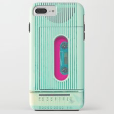 Radio Days  iPhone 8 Plus Tough Case
