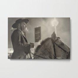 Feira da Golegã 2015 2 Horse Metal Print