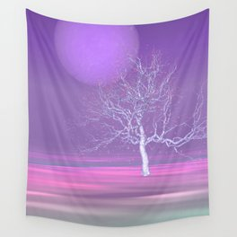 where are the peaceful times -2- Wall Tapestry
