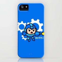 Chibimega iPhone Case