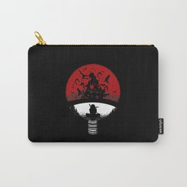Uchiha Clan Silhouette Carry-All Pouch